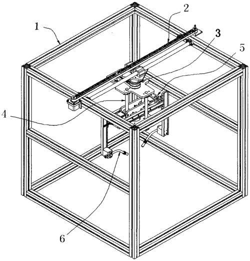 极坐标数控熔融沉积快速成型机及其成型方法